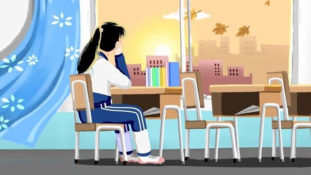 キャンパスライフスクールが学ぶ イラスト素材 イラスト画像