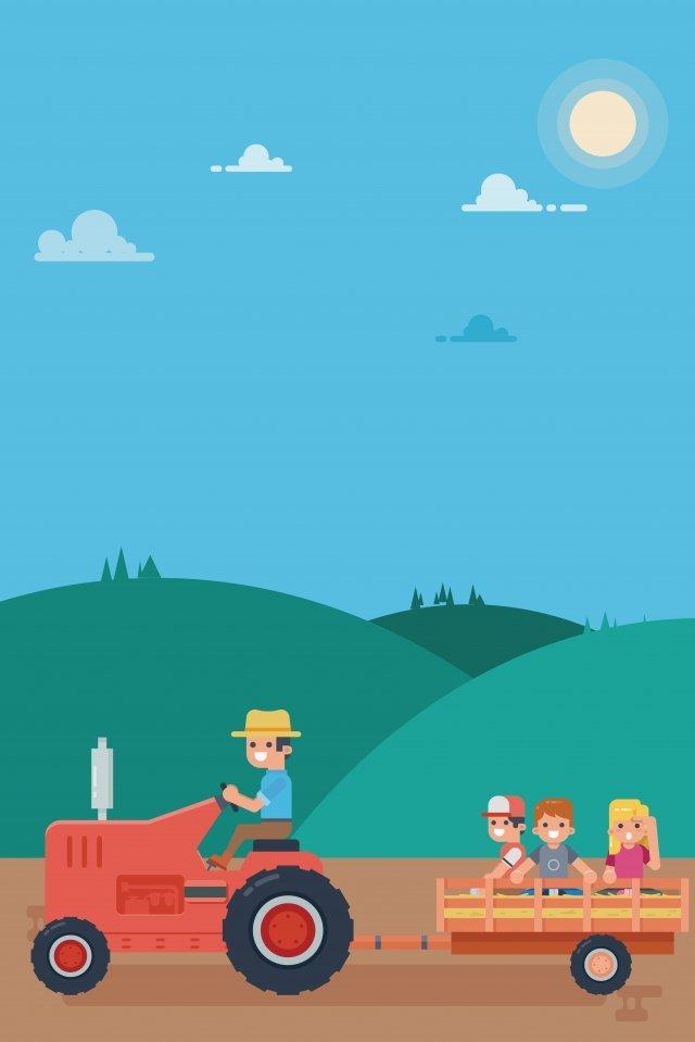 キャリアキャラクター農家生活 イラストレーション画像 イラスト画像