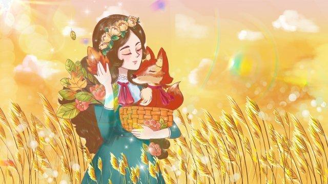 만화가 날 속삭임 mori girl 삽화 소재 삽화 이미지