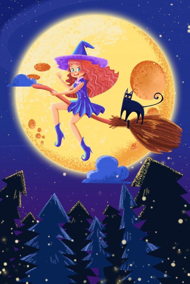 phim hoạt hình halloween ma ngày ma Hình minh họa