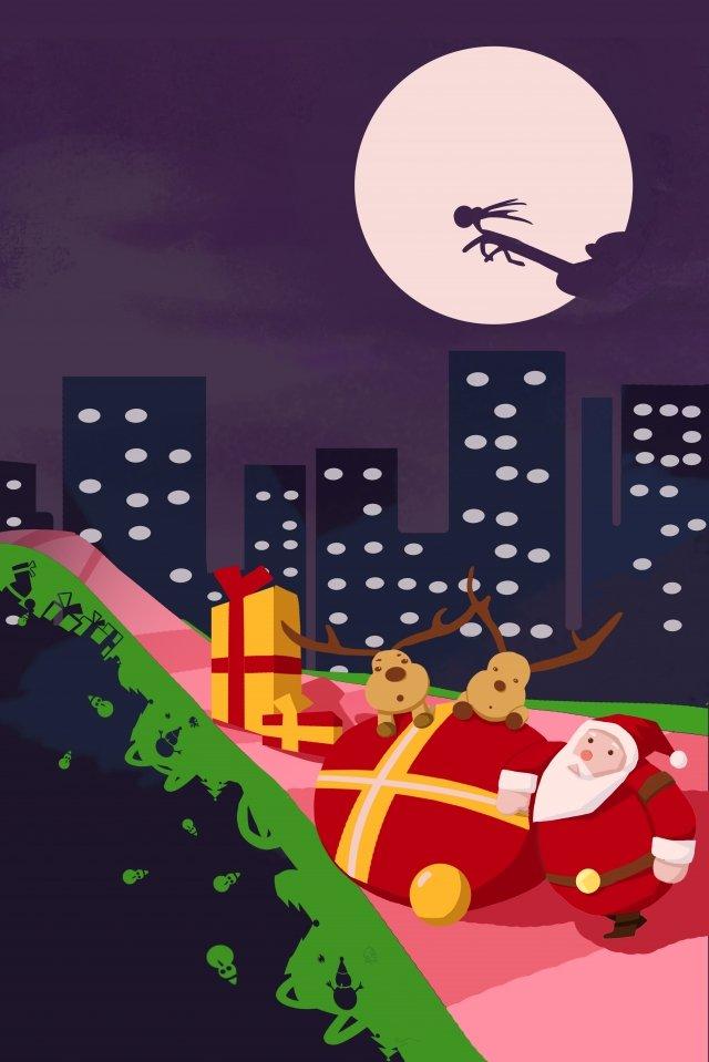 رسم كاريكتوري، تصوير، عيد ميِد، claus santa مواد الصور المدرجة
