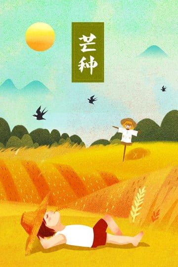 漫画イラストマンゴー種24太陽用語 イラストレーション画像 イラスト画像