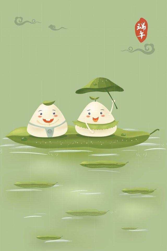 サイコロ愛情ドラゴンボート祭りイラストサソリ画像の漫画qバージョン イラスト素材