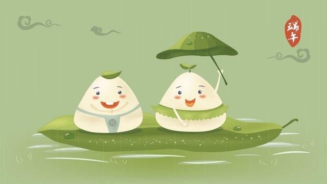 kartun q versi dadu xiangyun naga perayaan festival ilustrasi imej kalajengking imej keterlaluan