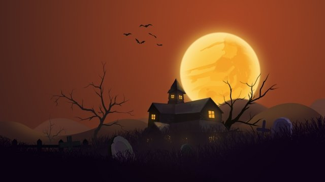 nghĩa trang halloween bia mộ khủng bố Hình minh họa Hình minh họa