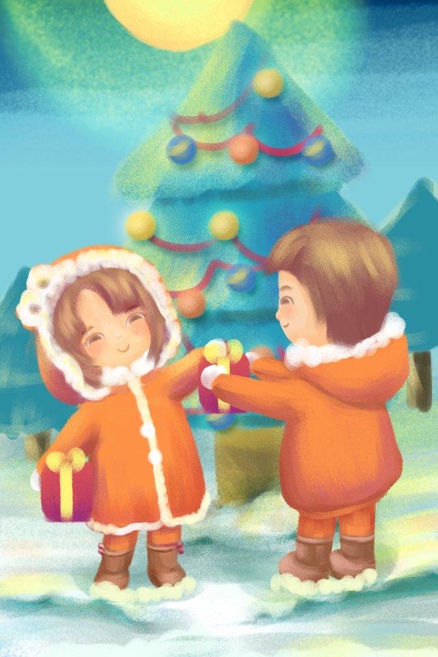 크리스마스 크리스마스 12 25 크리스마스 이브 삽화 소재