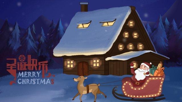 عيد الميلاد عيد الميلاد المقصورة سانتا كلوز مواد الصور المدرجة