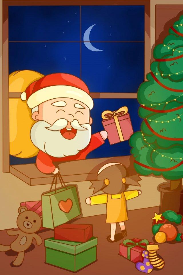 عيد الميلاد عيد الميلاد سانتا كلوز عيد الميلاد سانتا صورة llustration