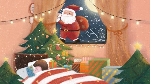 عيد ميلاد سعيد عيد الميلاد شجرة عيد الميلاد الصبي مواد الصور المدرجة الصور المدرجة