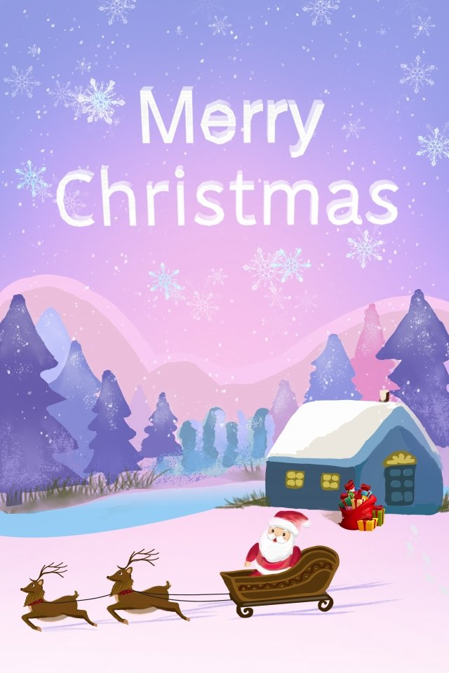 Рождество Санта Клаус тепло и романтично Ресурсы иллюстрации Иллюстрация изображения