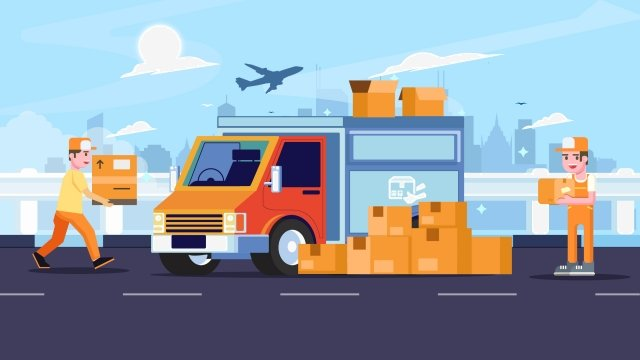 city express delivery delivery illustration llustration image illustration image