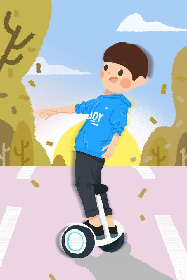 equilibrio de transporte de la ciudad transporte de automóviles Imagen de ilustración Imagen de ilustración