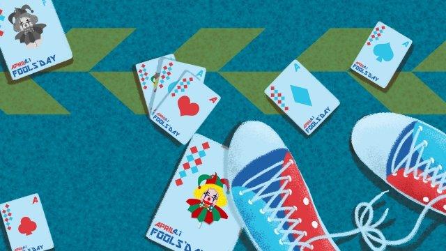 tay đầy màu sắc vẽ kết cấu mặt đất chơi thẻ ren up giày Hình minh họa