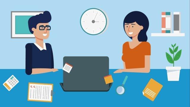 オフィスの日常コミュニケーション 交換 仕事 事務所 問題交換  仕事  事務所 PNGおよびベクトル illustration image