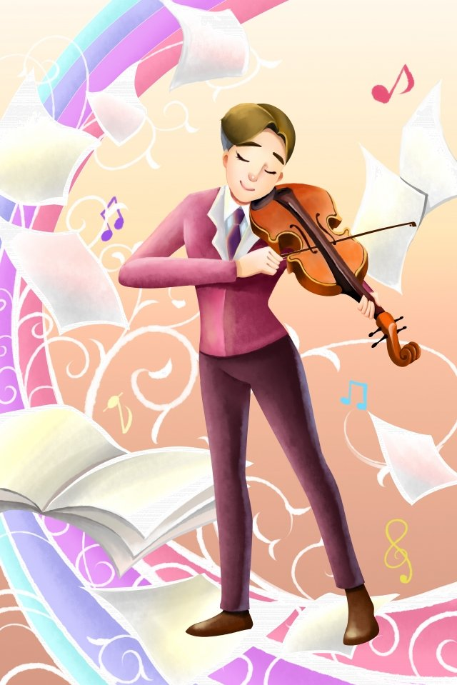 concert violin musical instrument music, Tabs, Performance, Playing illustration image