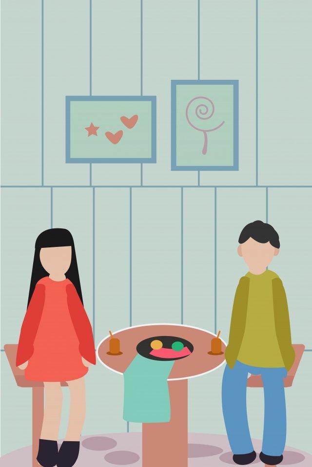 カップルカップル愛イラスト イラスト素材 イラスト画像