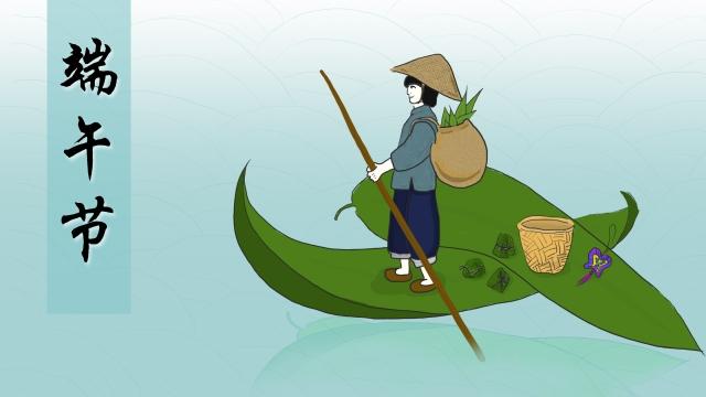 ドラゴンボートフェスティバルイラスト新鮮なzongzi イラスト素材