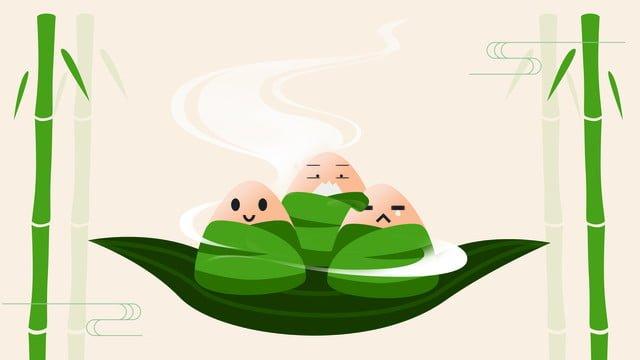 lễ hội thuyền rồng zongzi loquat lá meng Hình minh họa Hình minh họa