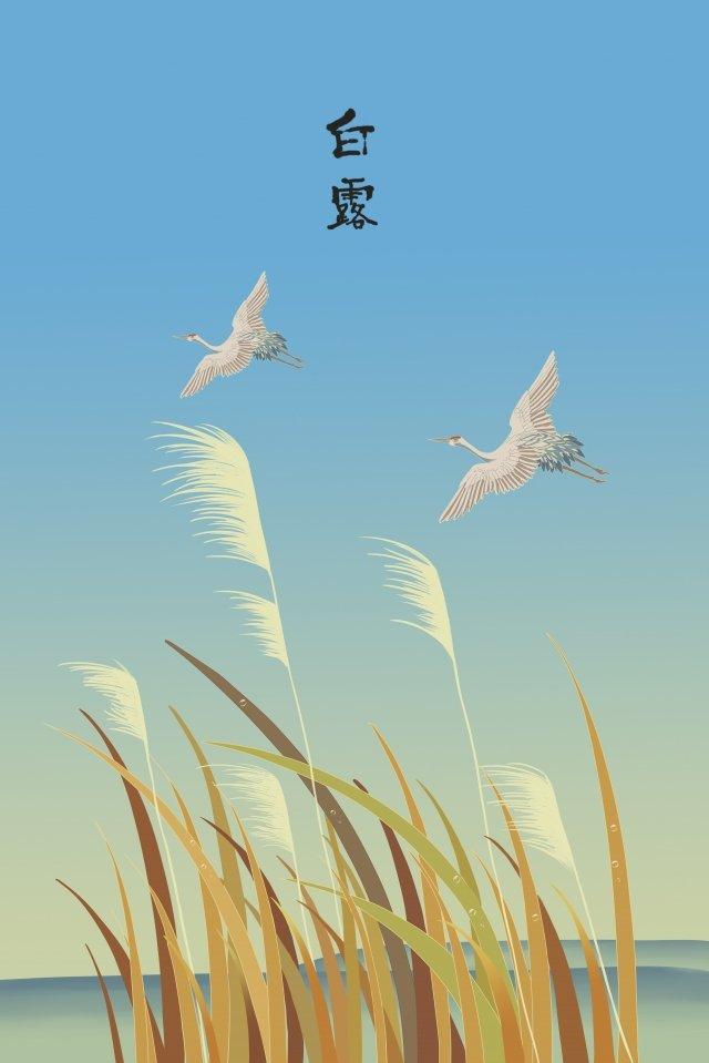 east blues mysterious bird dew illustration image