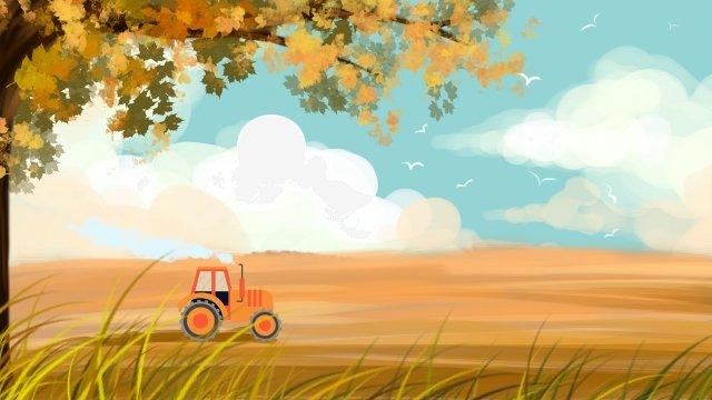 mùa thu mùa thu hoang dã Hình minh họa