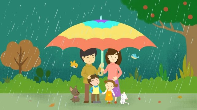 family family family happy, Life, Happy Life, Family Life illustration image