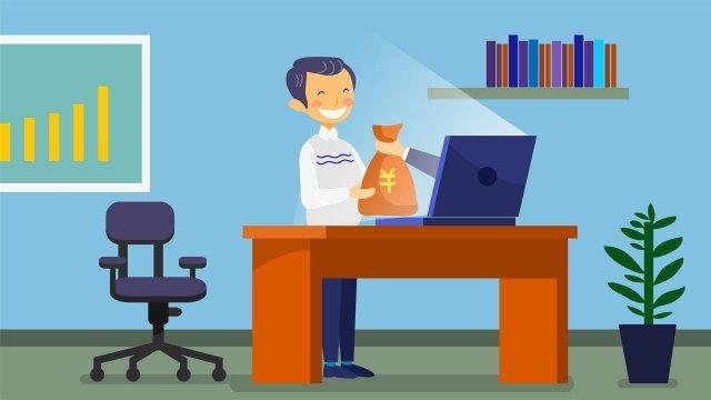 финансовый финансовый менеджмент инвестиционный доход Ресурсы иллюстрации