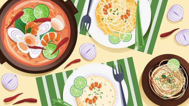 food food cuisine illustration, Comfort Food, Cuisine, Meal illustration image