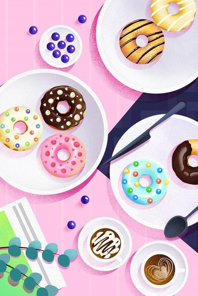 food illustration hand painted food llustration image