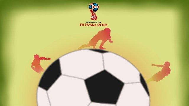 vận động viên bóng đá world cup truyền cảm hứng Hình minh họa