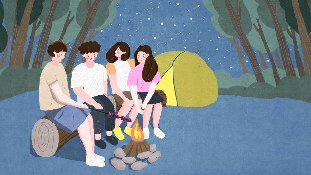 friendship day friendship friend festival llustration image illustration image