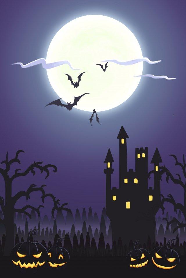 halloween lễ hội ma bí ngô đèn lồng bí ngô Hình minh họa