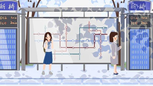 ручная роспись иллюстрации современного трафика Ресурсы иллюстрации Иллюстрация изображения