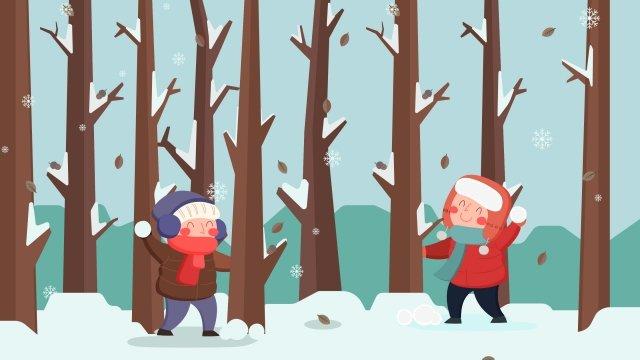 大雪ソーラー用語雪景色イラスト イラスト素材 イラスト画像