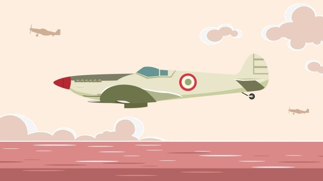 illustration aircraft flight sailing llustration image