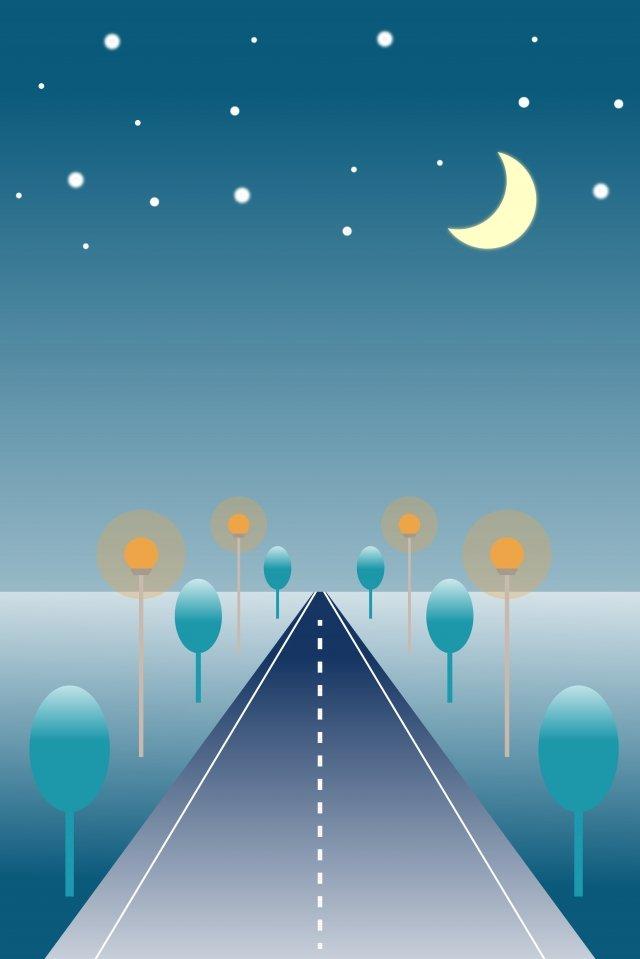 illustration night be quiet quiet night illustration image