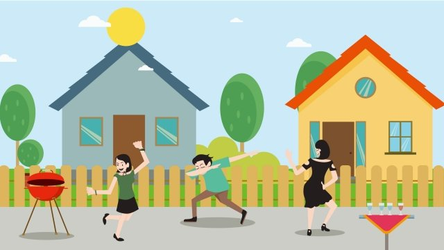 農村農業春耕風景多くの人  農作業  忙しい農業 PNGおよびベクトル illustration image