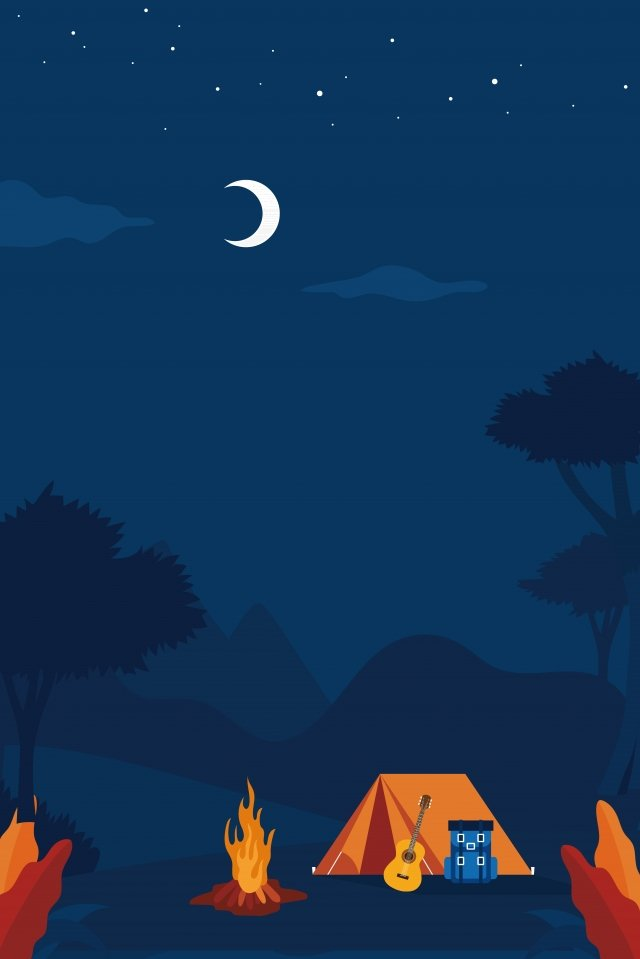 illustration outdoor camping camping illustration image