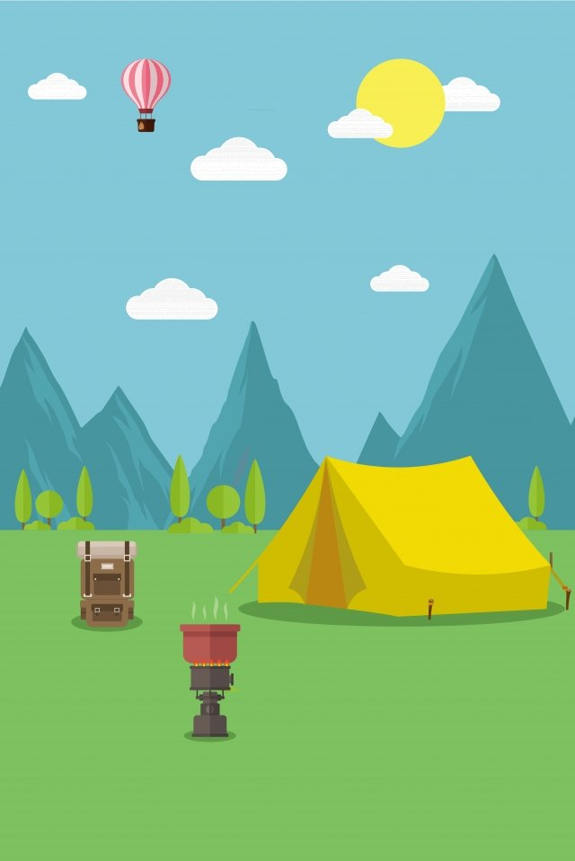 illustration outdoor travel camping llustration image illustration image
