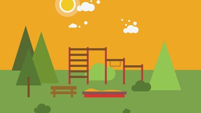 イラストビーチ子供サッカー風景  子供サッカー  子供スポーツ PNGおよびベクトル illustration image