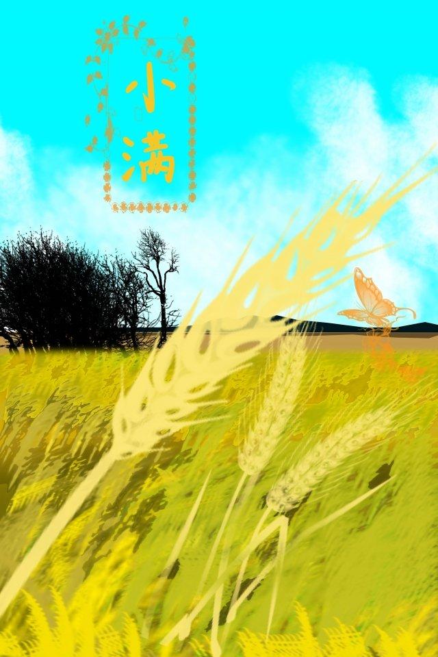 イラスト太陽用語xiaomanポスター イラスト素材 イラスト画像