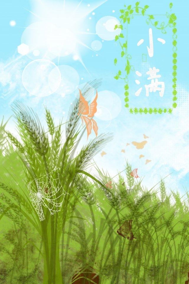 イラスト太陽用語xiaoman米 イラスト画像