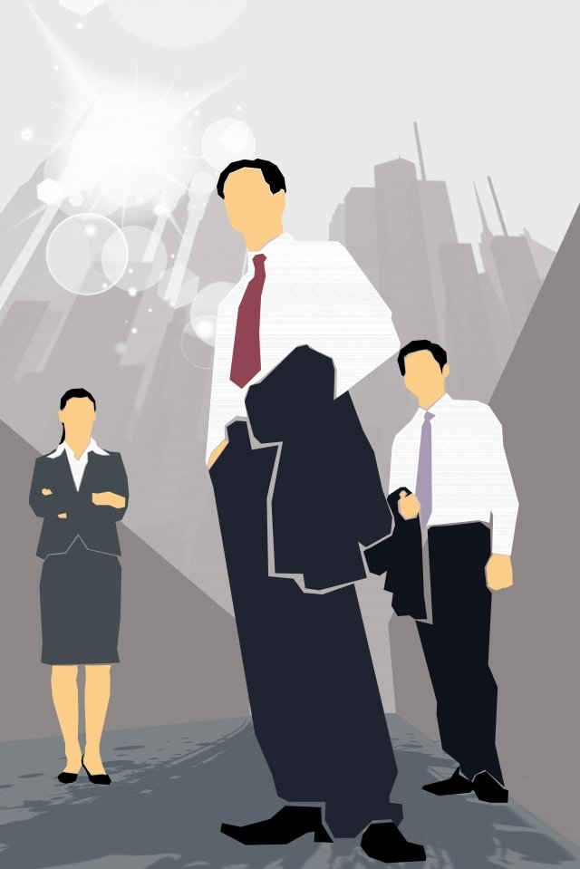 illustration white collar business modeling llustration image illustration image