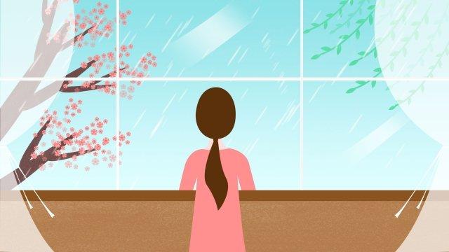 春夏は1労働日ユーカリ  男の子  犬 PNGおよびPSD illustration image