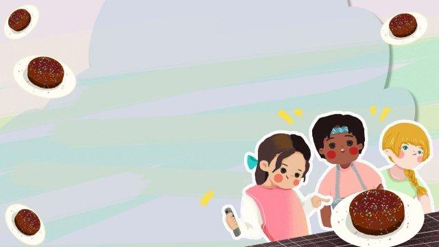 international friendship day friend girl friendship llustration image illustration image