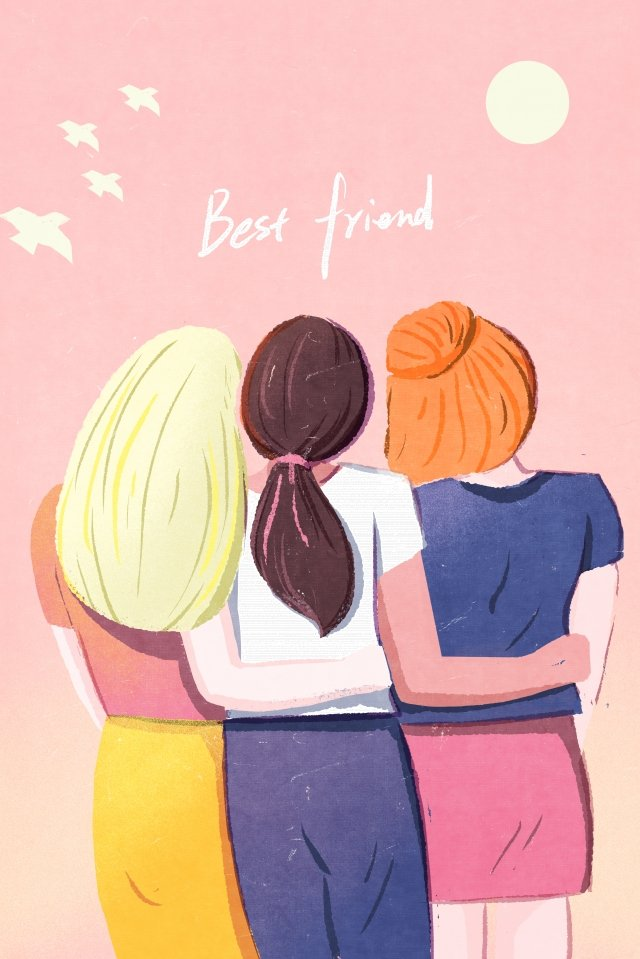 international friendship day friendship day friendship friend illustration image