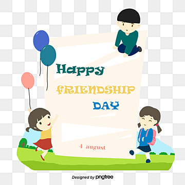 international friendship day friendship first harmonious society country illustration image