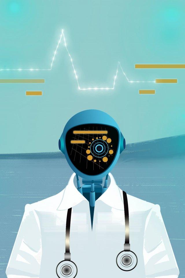 चिकित्सा प्रौद्योगिकी अवधारणा चित्रण चित्रण छवि