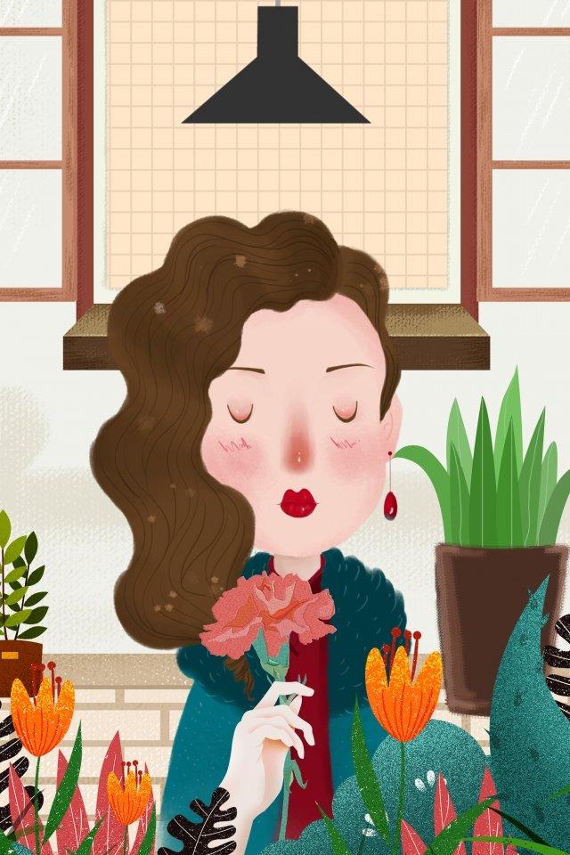 ngày của mẹ phim hoạt hình minh họa văn học Hình minh họa