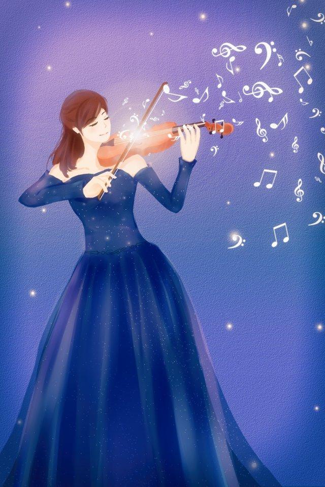 alat muzik alat muzik violin night note imej keterlaluan
