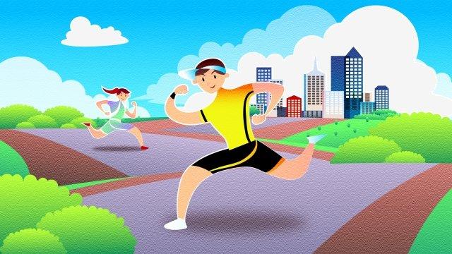 национальный фитнес день фитнес физкультура движение Ресурсы иллюстрации Иллюстрация изображения